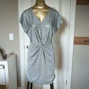 Dynamite Silver Dress
